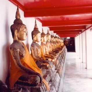 Buddhas-Thailand